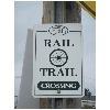 Rail Trail Sign